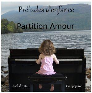 Album préludes d'enfance_Partition_Amour
